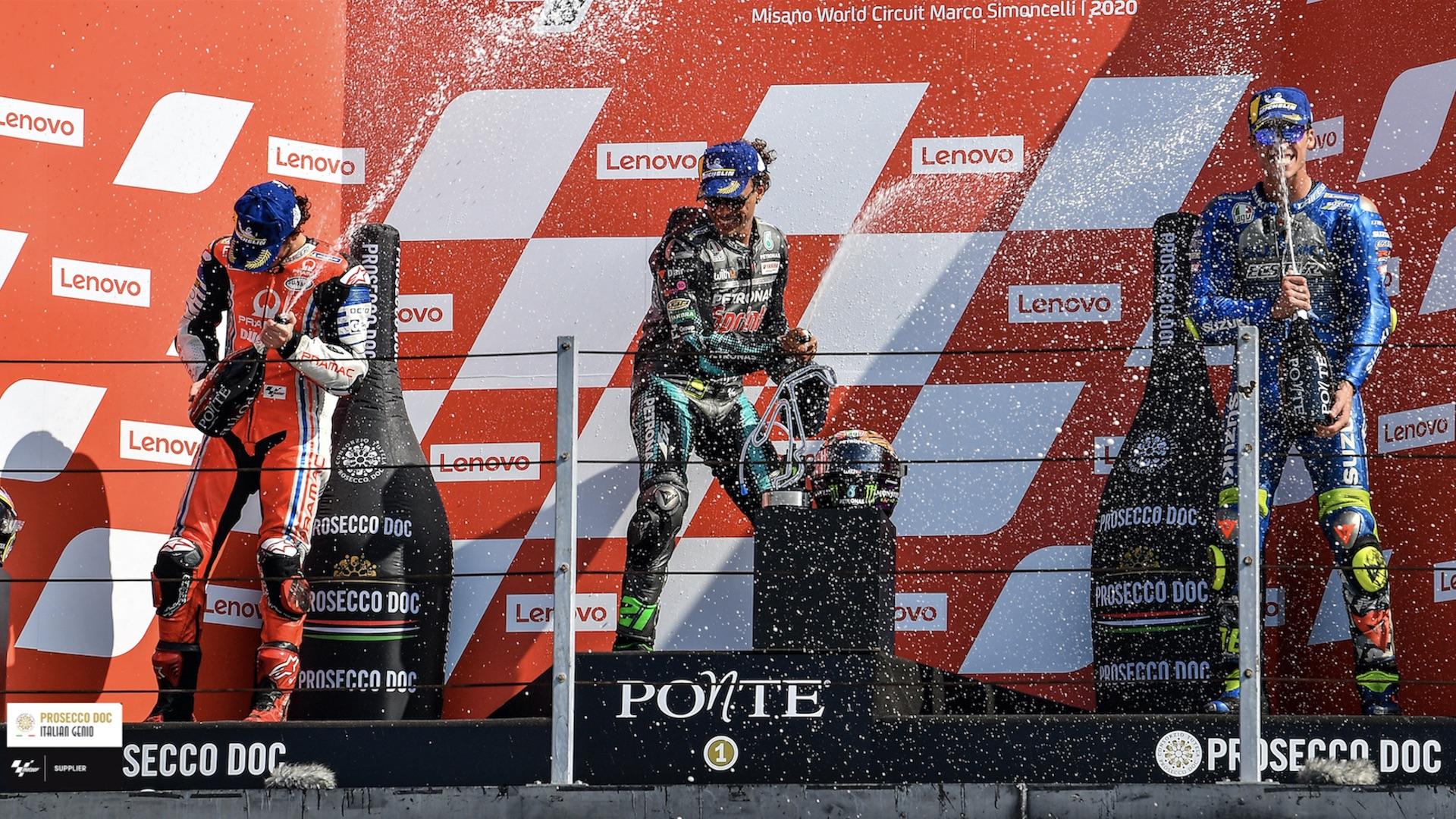 G. P. MOTORCYCLE: ITALY WON AT HOME